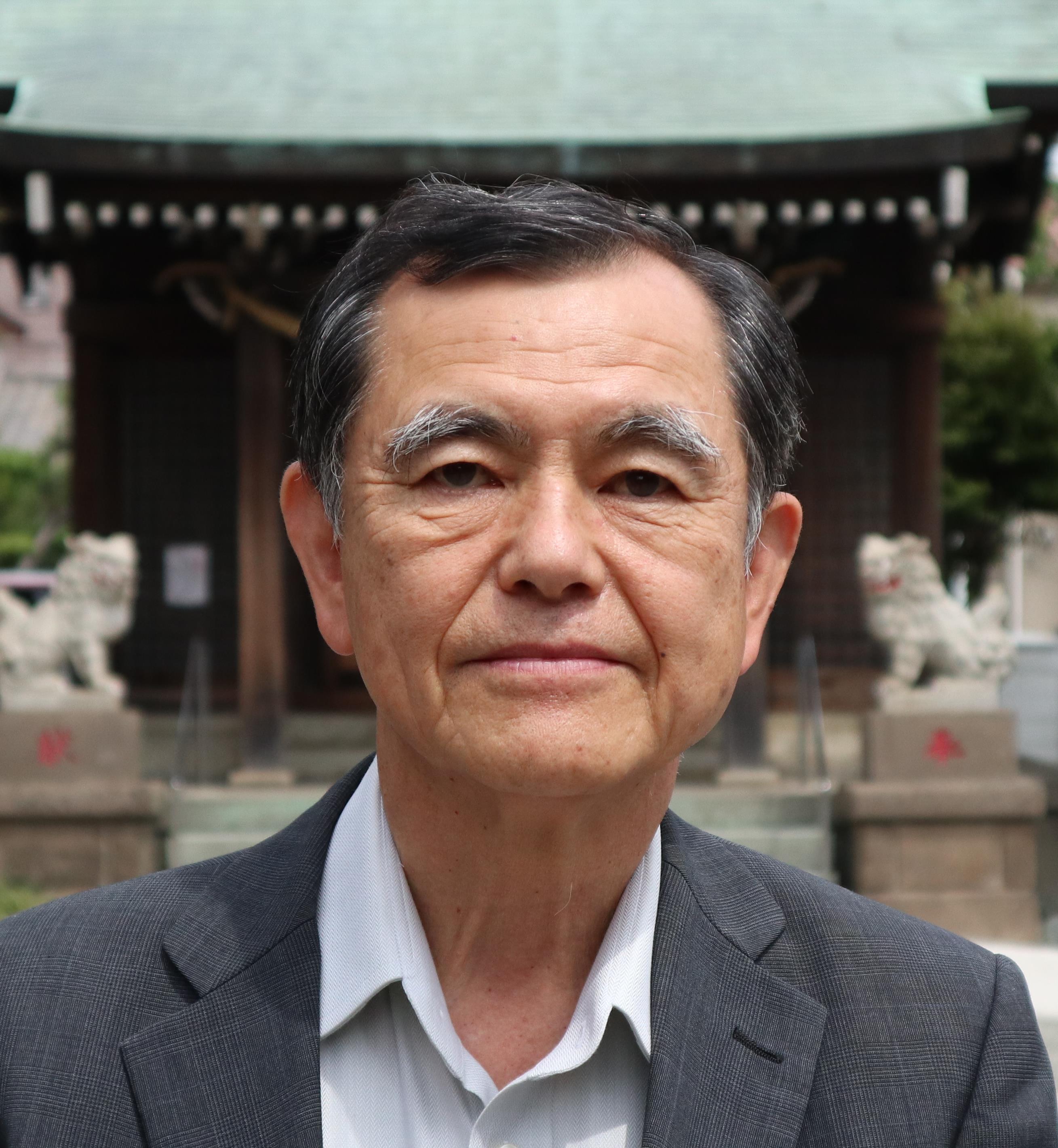 会長 田村 久司